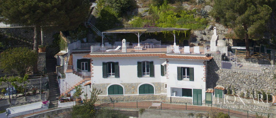 luxury apartment by the sea in the amalfi coast