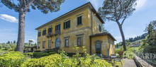 magnificent villa for sale on florence s hills