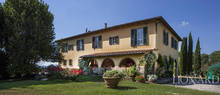 villa for sale on the hills near florence