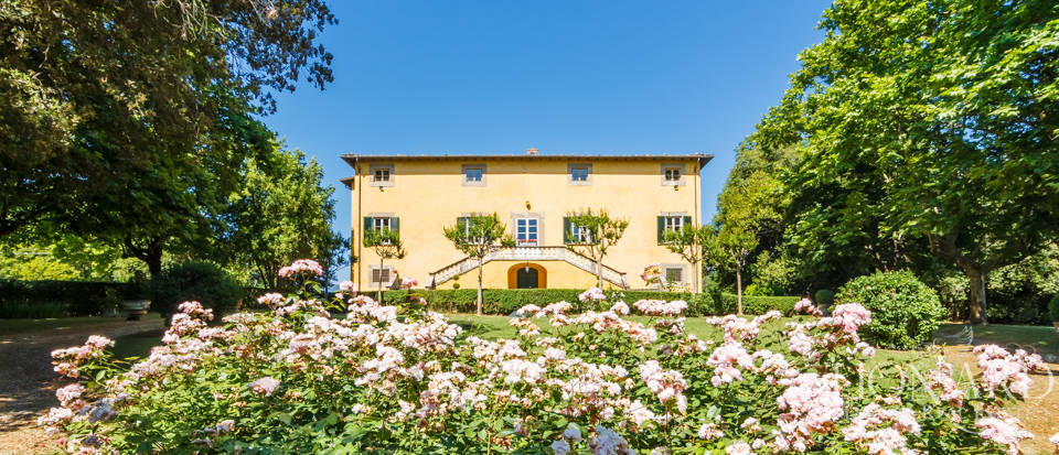 Luxury villa for sale in Lucca Image 1
