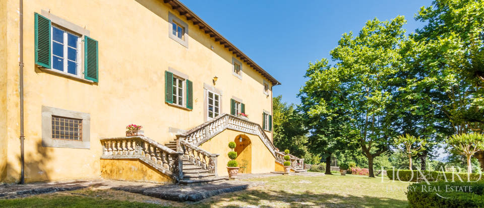 Luxury villa for sale in Lucca Image 10