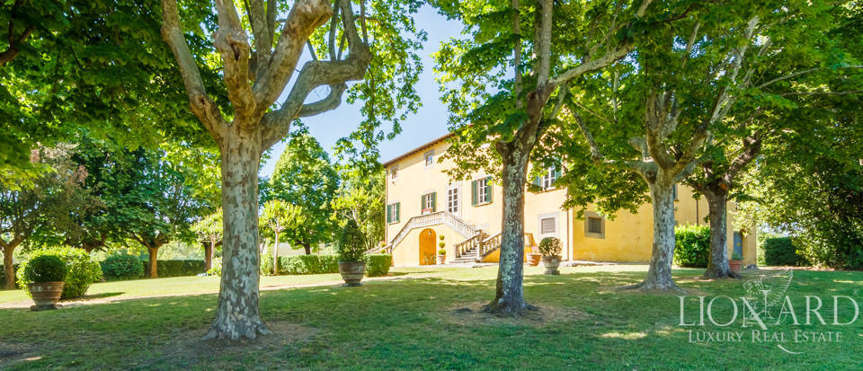 Luxury villa for sale in Lucca Image 15