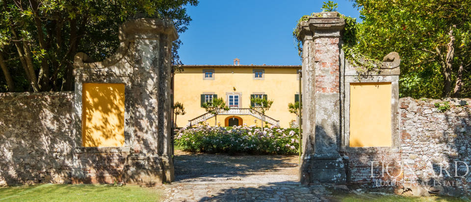 Luxury villa for sale in Lucca Image 20