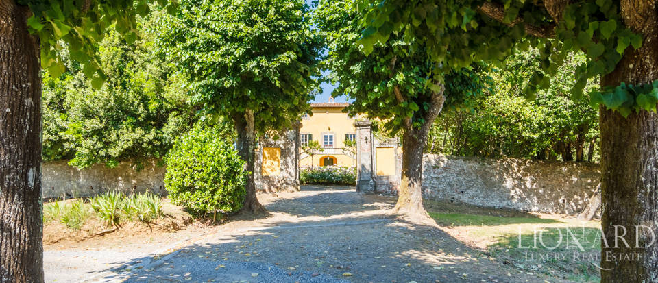 Luxury villa for sale in Lucca Image 21