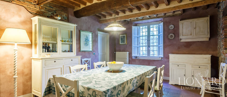 Luxury villa for sale in Lucca Image 40