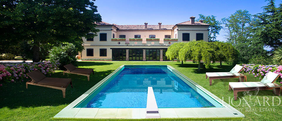 prestigious estate in forli countryside