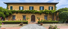 charming 16th century villa in florence