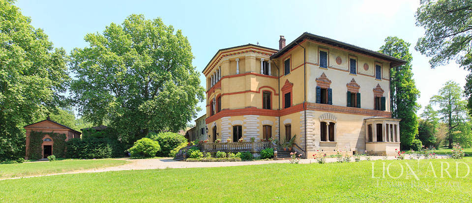 Historical property for sale in the Monferrato area Image 1