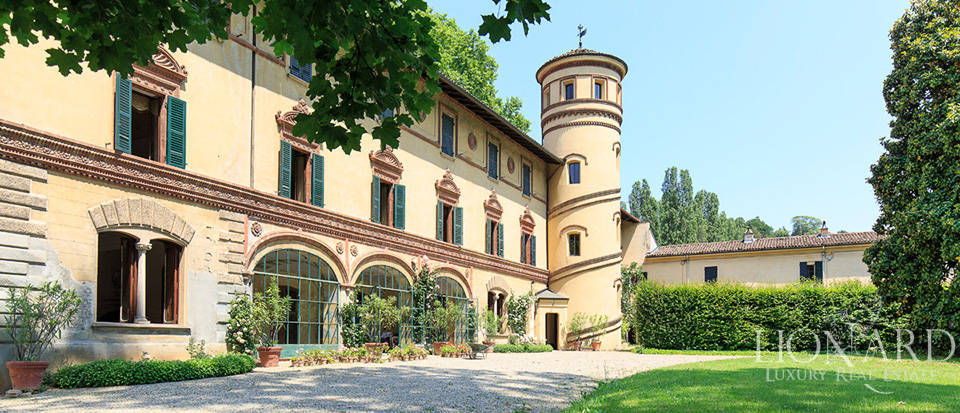 historical property for sale in the monferrato area