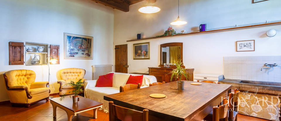 Refined farmstead for sale in Tuscany Image 28