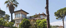 luxurious penthouse for sale in rome 1
