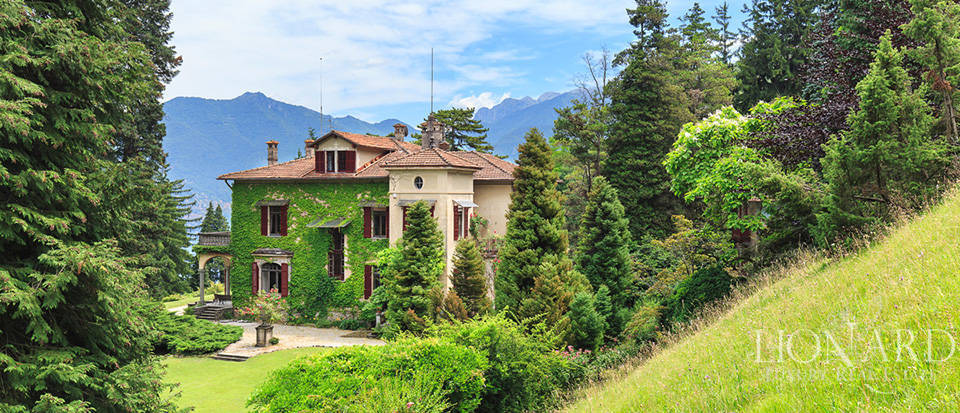 Luxurious villa for sale in Menaggio Image 14
