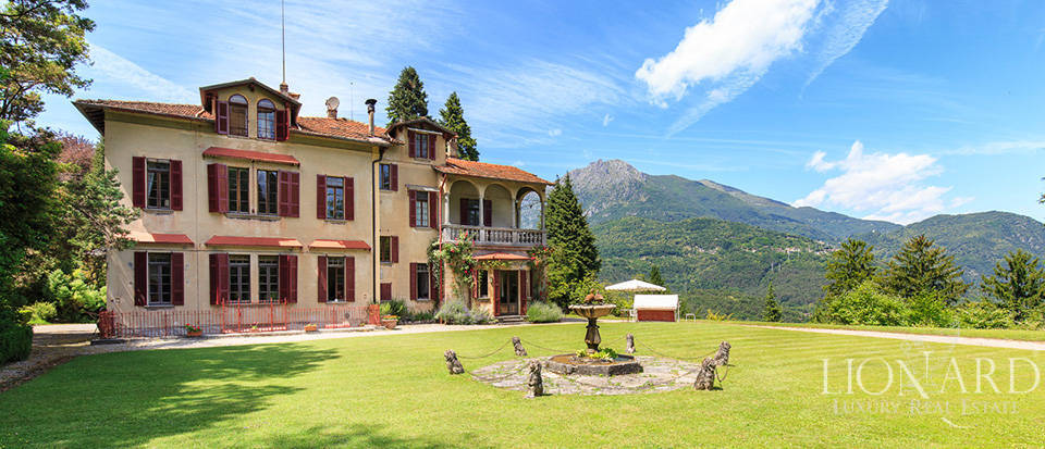 Luxurious villa for sale in Menaggio Image 6