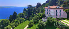 beautiful luxury villa overlooking lake maggiore