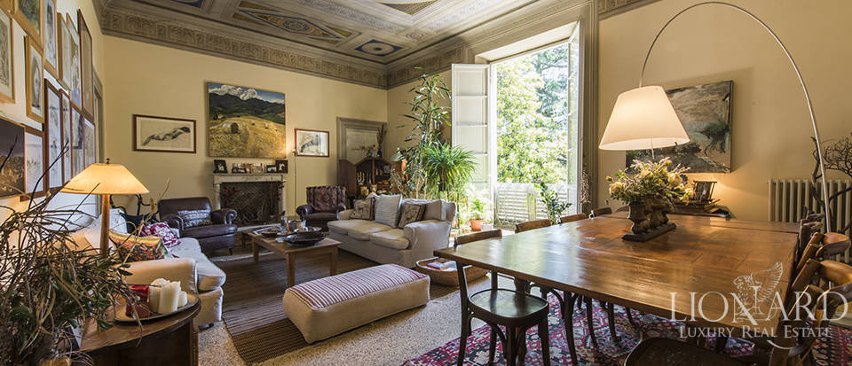 exclusive apartment for sale in lucca