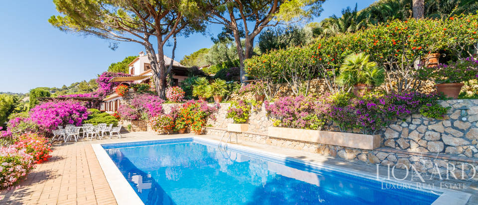 Luxury villa for sale in Mount Argentario Image 38