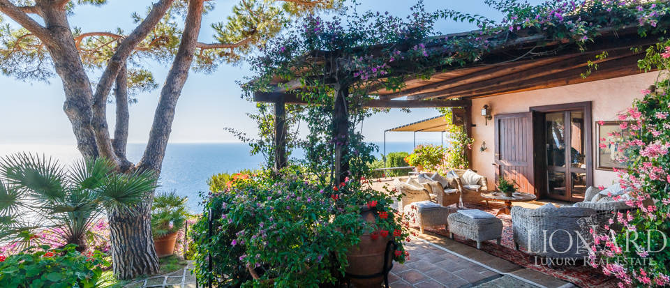 Luxury villa for sale in Mount Argentario Image 46