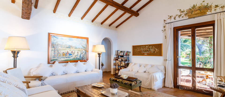 Luxury villa for sale in Mount Argentario Image 31