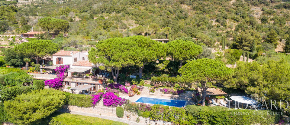 Luxury villa for sale in Mount Argentario Image 48