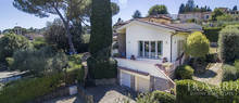 villa with a view of central florence for sale