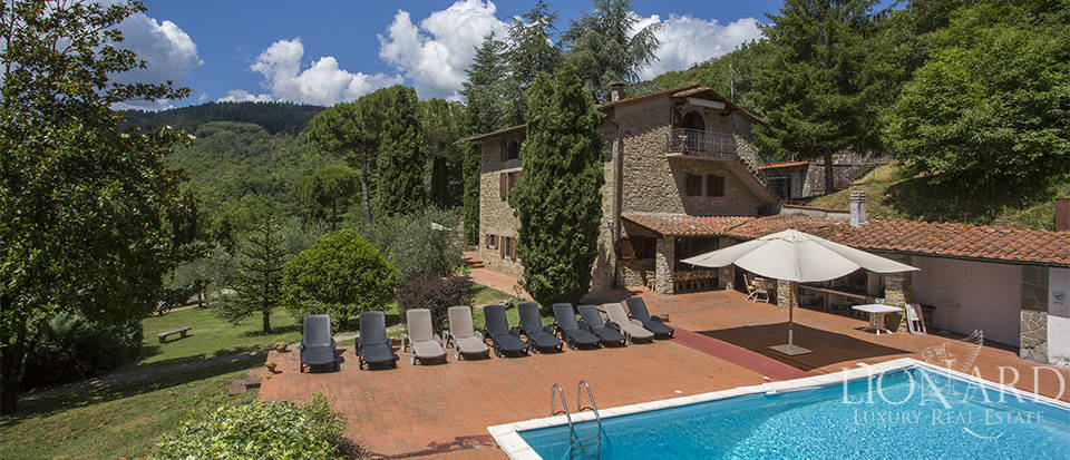 Luxurious country home for sale in the Mugello area Image 15