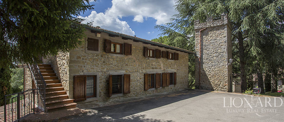 Luxurious country home for sale in the Mugello area Image 18