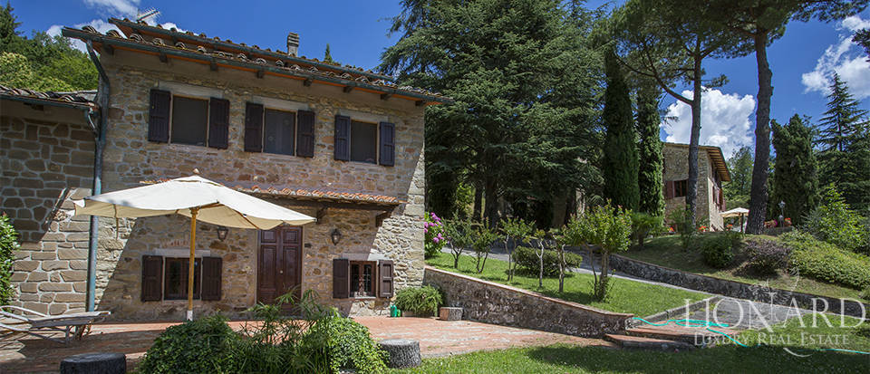 Luxurious country home for sale in the Mugello area Image 9