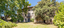 magnificent noble villa near pisa