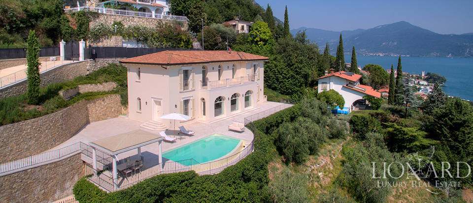 Luxury villa for sale in the province of Bergamo Image 37