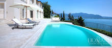 modern villa for sale by lake iseo