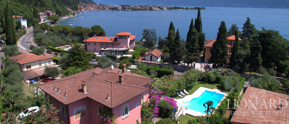 villa with view of Lake Garda Image 33