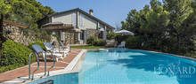 villa by the sea with swimming pool in rosignano marittimo