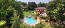 luxurious villa for sale in brianza