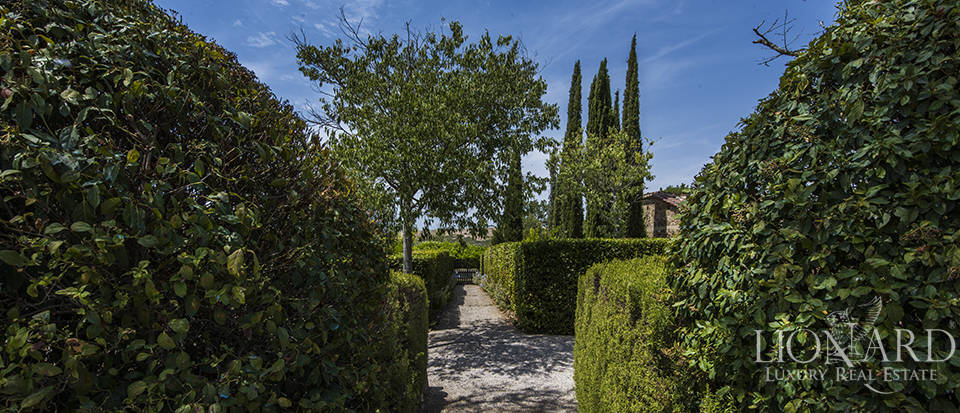 Luxury estate for sale in Tuscany Image 47