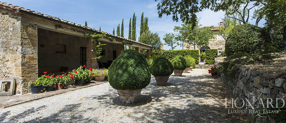 Luxury estate for sale in Tuscany Image 50