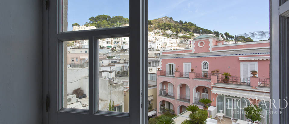 stunning penthouse for sale in capri