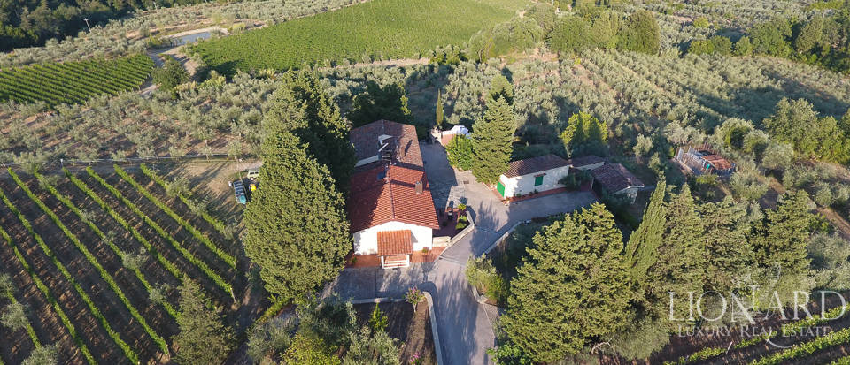 Luxury farmstead a few kilometres from Florence Image 44
