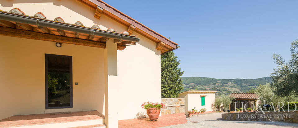 Luxury farmstead a few kilometres from Florence Image 58
