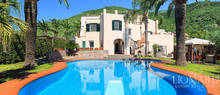wonderful villa with swimming pool on savona s coast