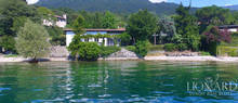 lakefront villa for sale in mandello del lario