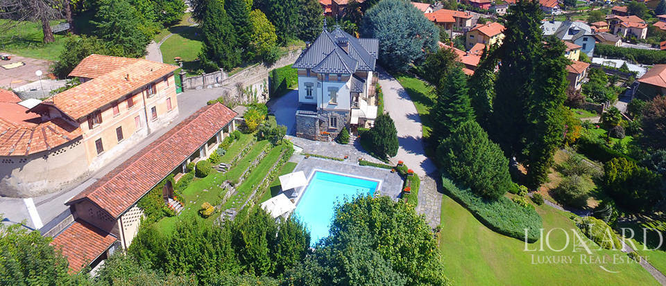 Villa for sale near Varese Image 44