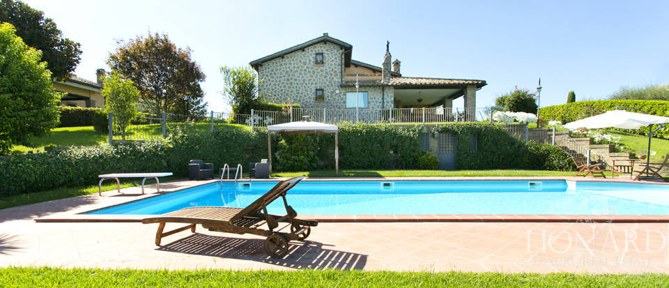 Villa for sale in Bracciano Image 14