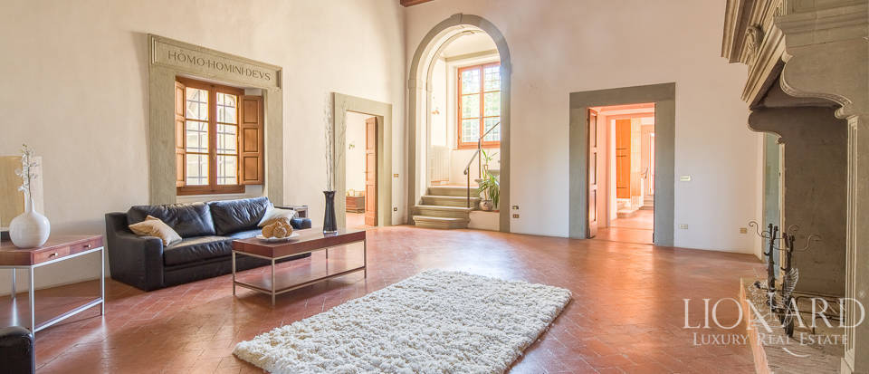 Luxury villa for sale in Florence Image 10