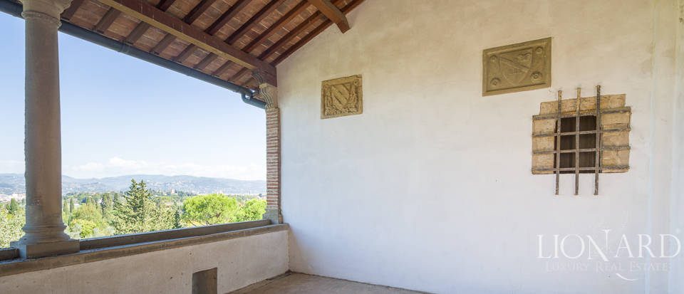 Luxury villa for sale in Florence Image 39