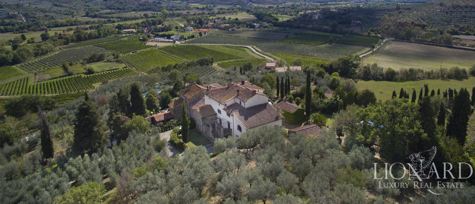 Wonderful tuscan villa for sale Image 6