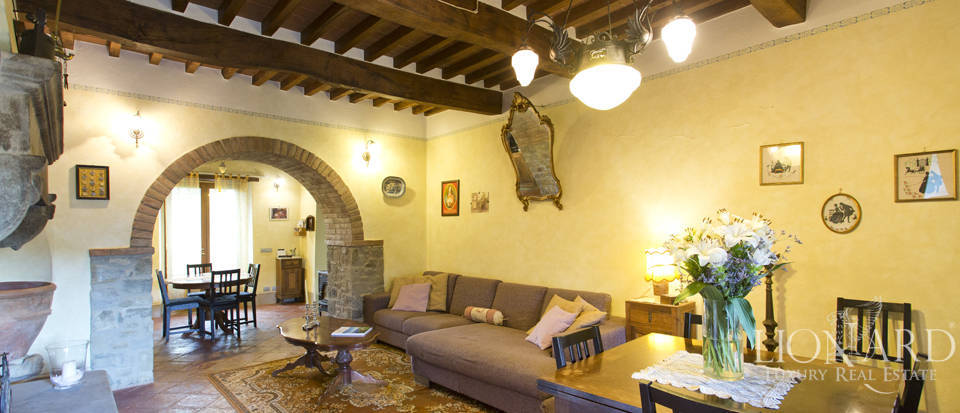 Wonderful tuscan villa for sale Image 28