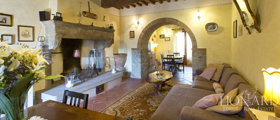 Wonderful tuscan villa for sale Image 29