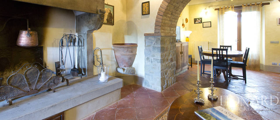 Wonderful tuscan villa for sale Image 30