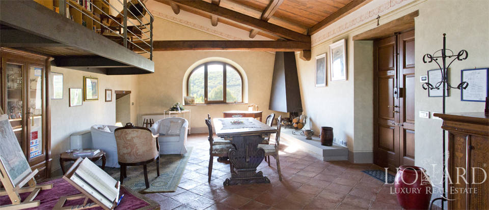 Wonderful tuscan villa for sale Image 38