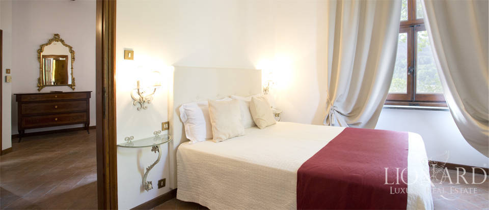 Luxury hotel in Orvieto